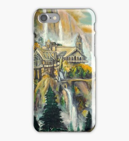 Window to Rivendell iPhone Case/Skin