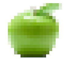 The Pixel + The Apple Photographic Print