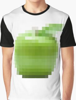 The Pixel + The Apple Graphic T-Shirt