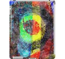 Chaos Textured Abstract 3 iPad Case/Skin