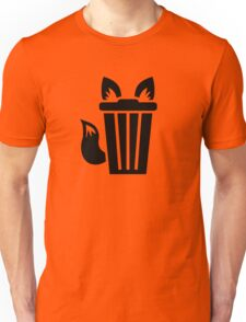 Furry Trash Icon Unisex T-Shirt