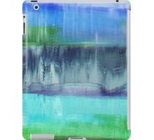 Aqualand Abstract iPad Case/Skin