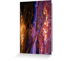 Golden Reflections 240 Greeting Card