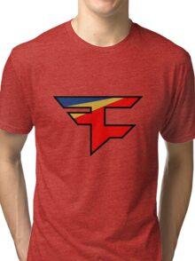 Official Faze Clan Logo Tri-blend T-Shirt