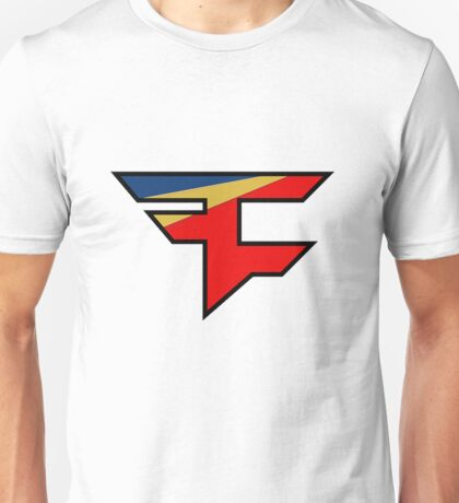 Official Faze Clan Logo Unisex T-Shirt