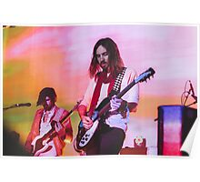 Kevin Parker Tame Impala Band Poster