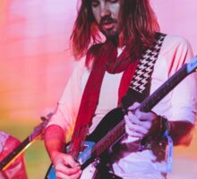 Kevin Parker Tame Impala Band Sticker