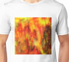 Burned - Abstract Painting Unisex T-Shirt