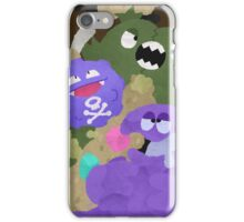Trash-Eatin' Stinkbags iPhone Case/Skin