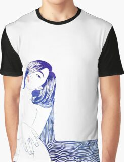 Water Nymph XL Graphic T-Shirt
