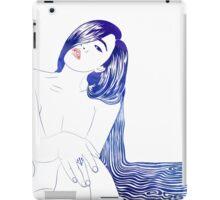 Water Nymph XL iPad Case/Skin