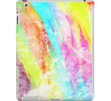 Abstract Rainbow #IX iPad Case/Skin