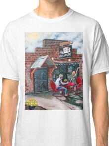 'SMELLY CAT COFFEEHOUSE' Classic T-Shirt