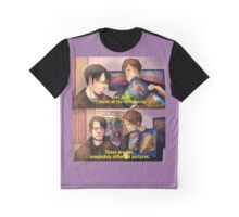 snk parks xover Graphic T-Shirt