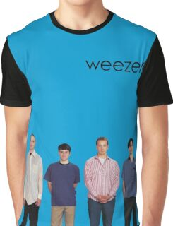 Weezer - Blue Album Graphic T-Shirt
