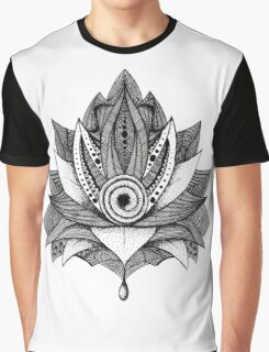 The Dotlus Flower Graphic T-Shirt
