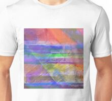 Rainbow Diamond Unisex T-Shirt