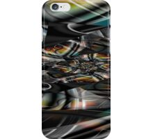 Bending the Fabric of Space and Time iPhone Case/Skin
