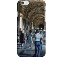 1580 Hall of Maps Vatican Museum Rome 19840718 0030 iPhone Case/Skin