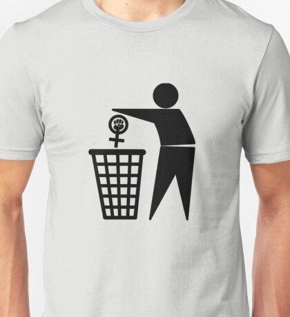 Anti-Feminism Unisex T-Shirt