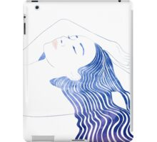 Water Nymph XLIX iPad Case/Skin