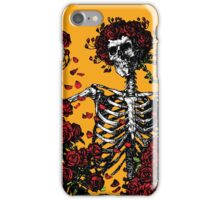 My Bloody Valentine Skeleton iPhone Case/Skin