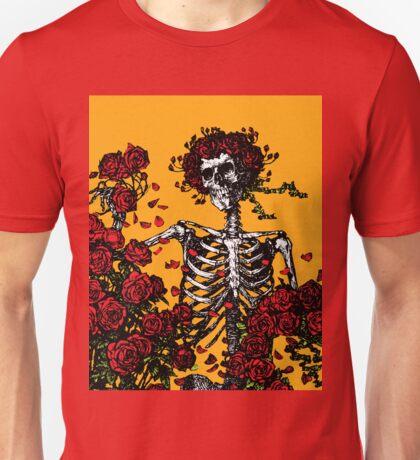 My Bloody Valentine Skeleton Unisex T-Shirt