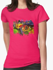 1916 Willys Overland Roadster Womens Fitted T-Shirt