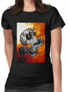 Shenron the mystic Womens Fitted T-Shirt