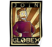 Join globex Poster