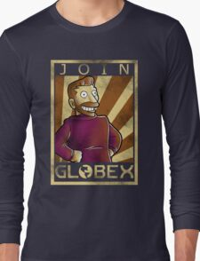 Join globex Long Sleeve T-Shirt