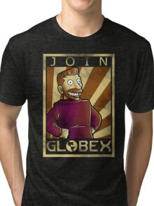 Join globex Tri-blend T-Shirt