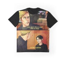 snk parks xover 3 Graphic T-Shirt