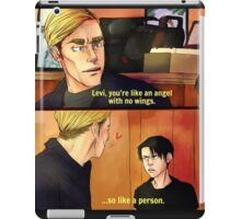 snk parks xover 3 iPad Case/Skin