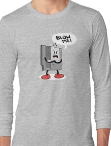 Blow Me NES  Long Sleeve T-Shirt