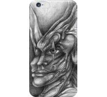 A Watcher Over Creatures. iPhone Case/Skin