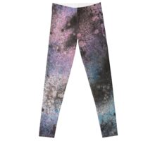 Funky Original Colorful Ink Pattern Designs Leggings