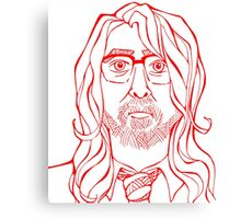 Dave F***ing Grohl Canvas Print