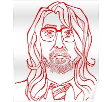 Dave F***ing Grohl Poster