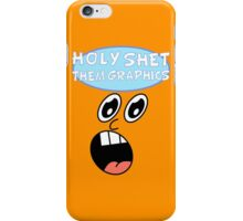 Them Graphics iPhone Case/Skin