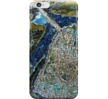 Avenio Avignon The Bridge Hall of Maps Vatican Museum Rome Italy 19840718 0032 iPhone Case/Skin