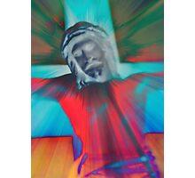 Radiant Jesus  Photographic Print