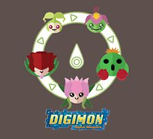 Digimon : Palmon Evolution Unisex T-Shirt