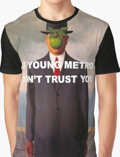 Young Metro - The Son of Man Graphic T-Shirt
