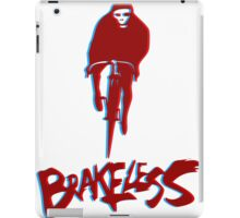 Brakeless Fixie/Fixed Gear 3D iPad Case/Skin