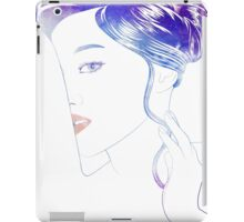 Soft Traces iPad Case/Skin