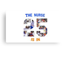 The (Darnell) Nurse Is In Edmonton Oilers Metal Print