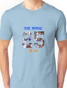 The (Darnell) Nurse Is In Edmonton Oilers T-Shirt