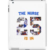 The (Darnell) Nurse Is In Edmonton Oilers iPad Case/Skin