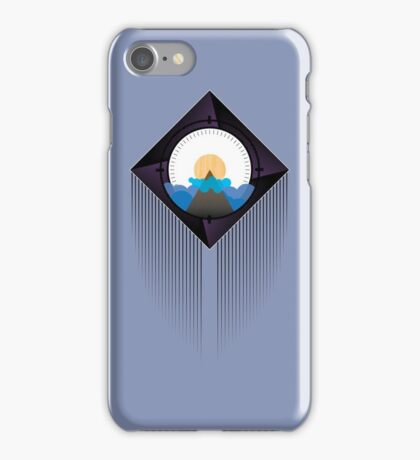 Mountain Landscape From Afar iPhone Case/Skin